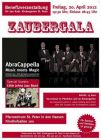 20. April 2012 Zaubergala in Duisburg